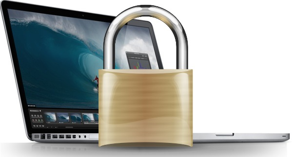 Secure Laptop against theft